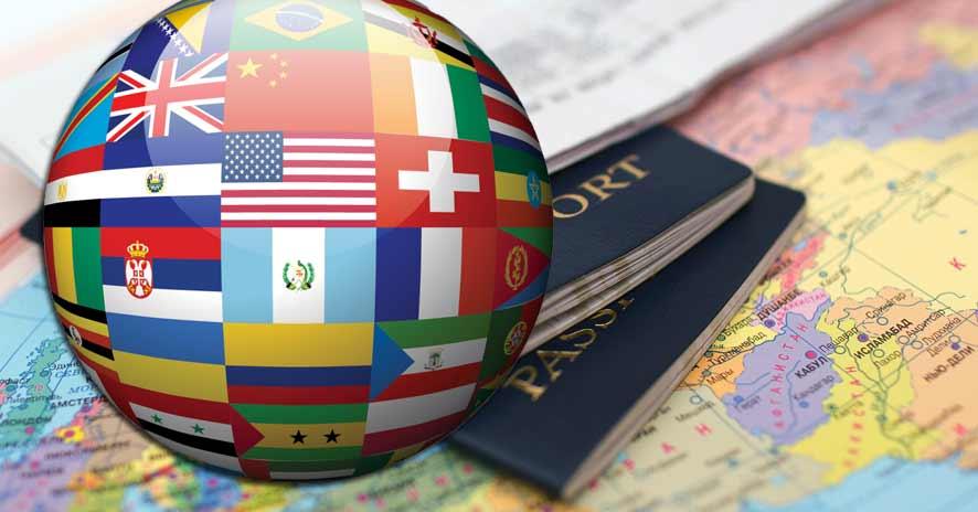 الهجرة أعلى البلدان التي هي أسهل في الاستقرار فيها